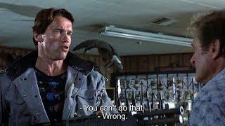 Gun Shop \\ Wrong Sarah   The Terminator [Open Matte, Remastered]