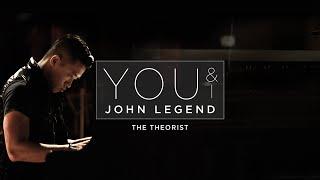 John Legend - You & I | The Theorist Piano Cover