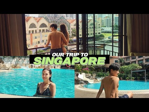 싱가폴여행 2편 SINGAPORE Vlog Pt.2 🌴 Gardens by the Bay | Orchard Road