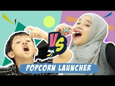 "Gastan ""KATA BOCAH"" main Popcorn Launcher bareng Adis | FOODPLAY #6"