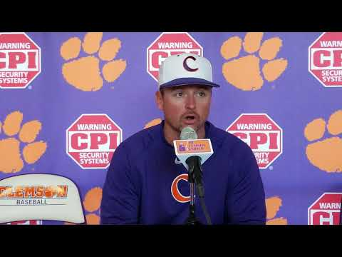 Monte Lee post Boston College series