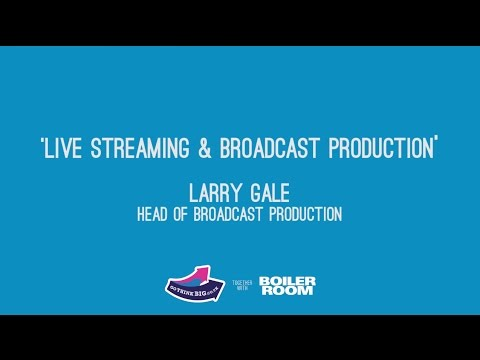 Live Streaming & Broadcast Production masterclass