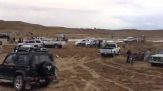 Desert race Kharan