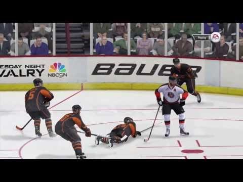 NHL 14 Bloopers #5 (More Weird Goals, Glitches, and Goalie Abuse)