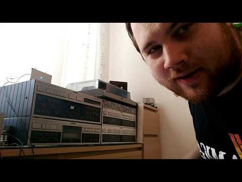 Phonogram Travelling Tape Project Live Stream