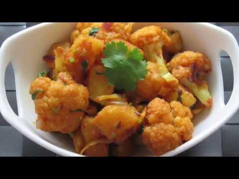 Aloo Gobi | Potato & Cauliflower Stir Fry