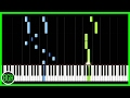 Let It Go Let Her Go Mashup Piano Cover Tutorial