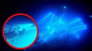 #x202b;لماذا لم تطفو سفينة تيتانيك و لم يتم استخراجها الى حد اليوم#x202c;lrm;