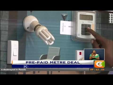 Kenya power signs ksh1.5b pre-paid metre deal