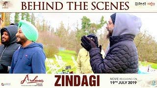 Behind The Scenes Of Zindagi - Ardaas Karaan | Gippy Grewal | Latest Punjabi Movie 2019 | 19, July