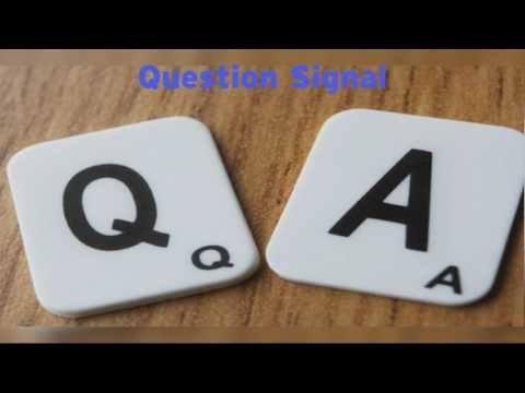 Question and Answer Website With Many Features - Question Signal