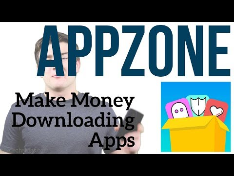 Make Passive Money Opening Apps with AppZone - Make Money with Your Smartphone