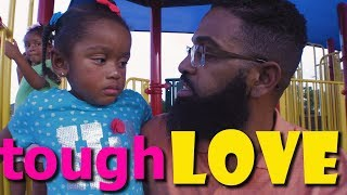 Tough Love! Dad V Girls | Bearded Daddy Vlog Life Ep 110