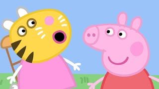 Peppa Pig Episodes - Fun and Games Compilation - Cartoons for Children