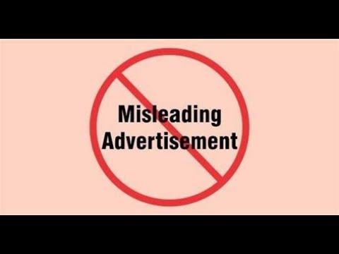 A Deceptive Dealer Ad: AutoNation Chevrolet (Part 1)