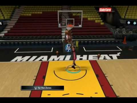 NBA 2k12 Best Dunks Part 1