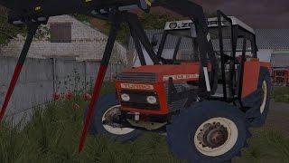 Farming Simulator 15 Polska Wieś #7 Prasowanie I Zbieranie Bel