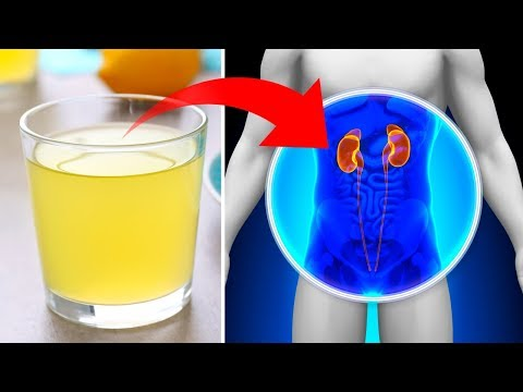 How to Detox or Cleanse the Kidneys and Liver Naturally at Home