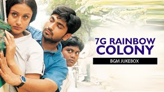 7G Rainbow Colony - BGM Jukebox - Yuvan Shankar Raja