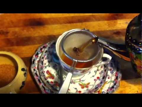 Everyday Enchantment - how to make a proper cup of TEA!