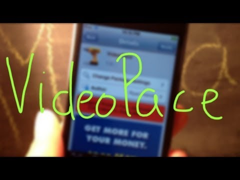 Tweak Review: VideoPace