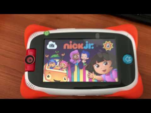 NABI JR - NV5B Tablet PC for Kids with Android/Games