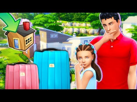 MOVING DAY!🚛🏡 // THE SIMS 4 | LIFE AS TEEN PARENTS #26 (16 & PREGNANT)