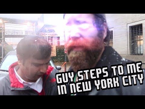 STUCK IN NEW YORK CITY!!!