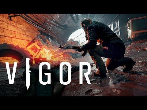 Vigor – Official Announcement Trailer