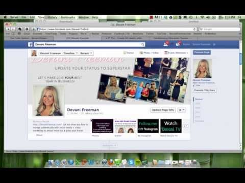 How to add your URL to your Facebook Business Page About Section