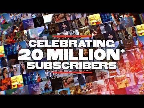 T-Series Music Celebrating 20 Million SUBSCRIBERS !!