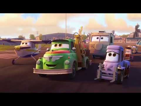 Disney's Planes Trailers With BattleField 1 Music