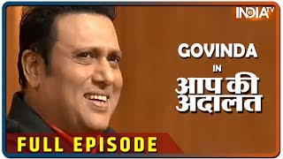 Govinda in Aap Ki Adalat (Full Episode)