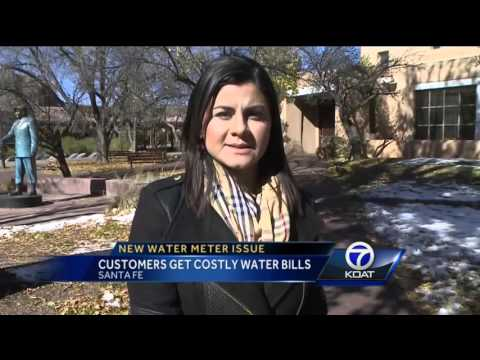 Water meter problems: Customers get costly bills