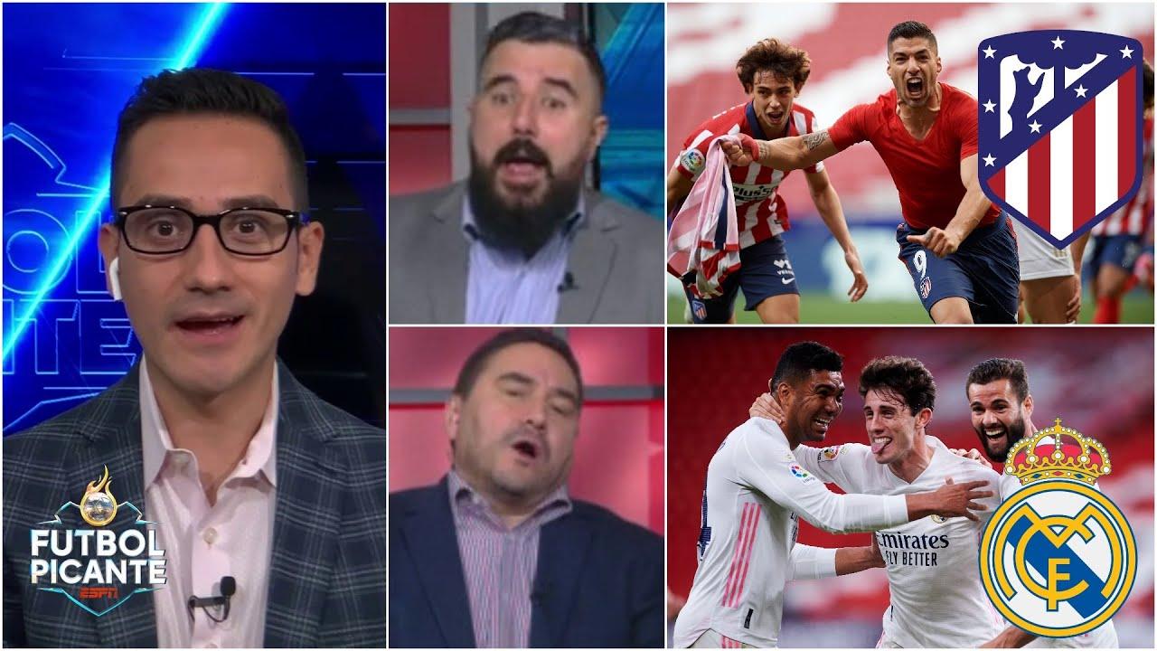 LA LIGA. Del Valle ¡SE LA JUGÓ! Atlético empatará y el Real Madrid saldrá CAMPEÓN. | Futbol Picante
