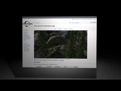 The Elder Scrolls V: Skyrim's Creation Kit