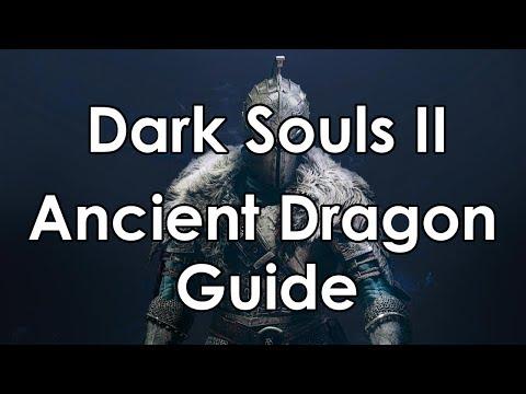 Dark Souls 2 - Easy Ancient Dragon Strategy