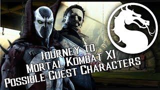 Journey to Mortal Kombat 11 Videos - 9tube tv