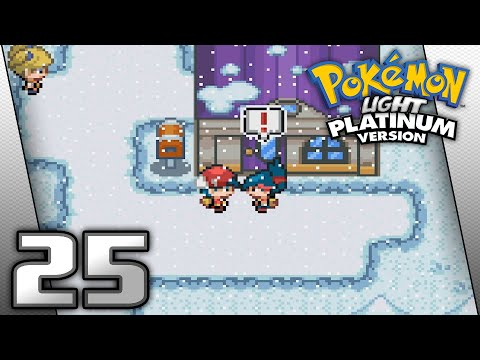 Pokémon Light Platinum - Episode 25: HM 08 Diving into Team Steam