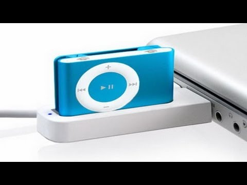 iPod Shuffle - How to charge your iPod Shuffle using your computer