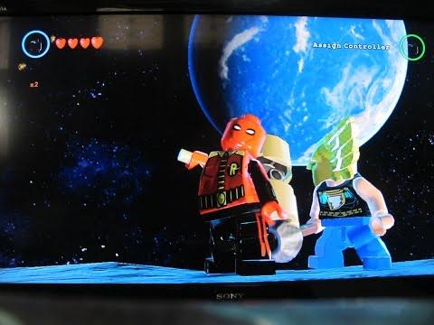 Lego Batman 3:Deadpool and Thor(Updated)