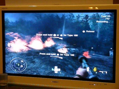 Call of Duty: World at War (Wii) Gameplay (Nintendo Media Summit Fall 2008)