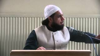 Mufti Usmani discussing junaid jamshed issue