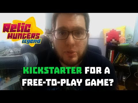 Why Kickstarter for a Free-to-Play Game?
