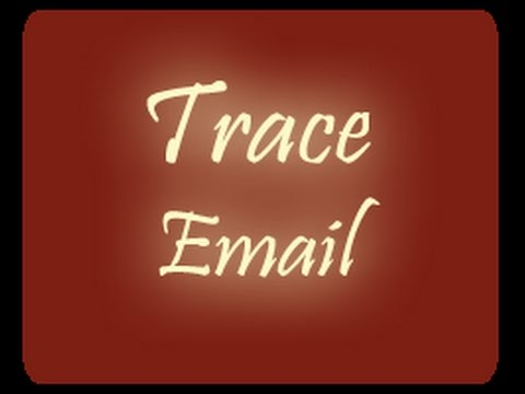 How to Trace ip address and email in hindi