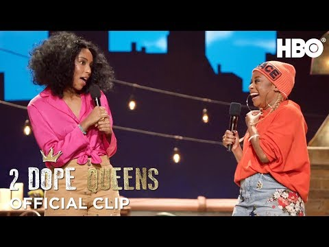 We Got Some Dance Moves | 2 Dope Queens | HBO