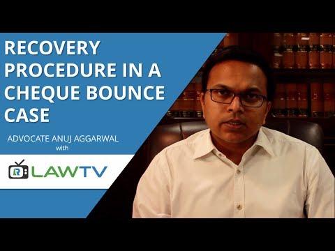 Indian Kanoon - Recovery in a cheque bounce case - चेक बाउंस में पुनर्प्राप्ति प्रक्रिया - LawRato