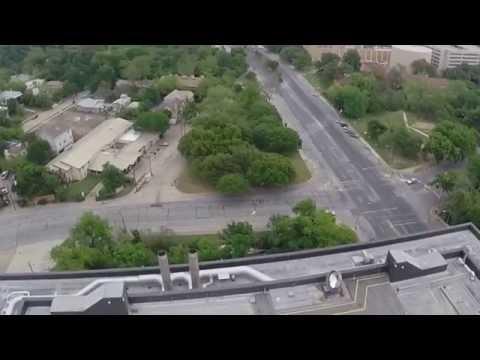 Quadrocopter Drone Flight - UT