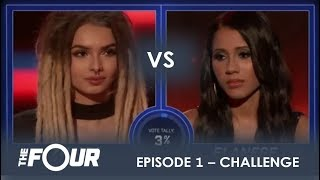 Zhavia vs Elanese: They Fight For Their Future in CRAZY Showdown | S1E1 | The Four