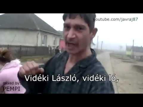 Vidéki László, Vidéki Ló ( Cotton Gumi Joe ) Paródia
